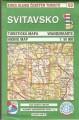 Svitavsko (Svitavy) - turistická mapa