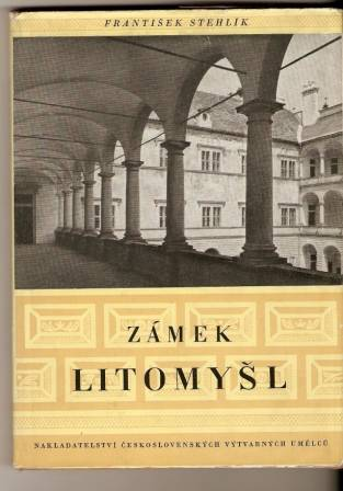 Zámek Litomyšl - komposiční studie