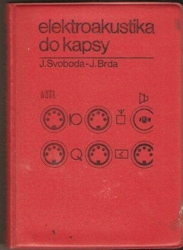 Elektroakustika do kapsy - Svoboda - Brda