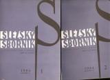 Slezský sborník 1,2,3 a 4 - 1984