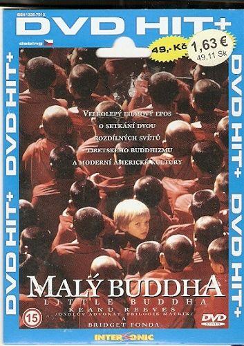 DVD Malý Buddha