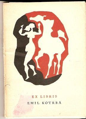 Ex libris Emil Kotrba