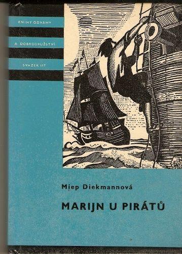 Marijn u pirátů - M. Diekmannová
