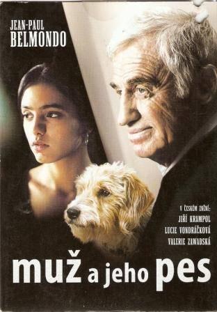 Muž a jeho pes - J. P. Belmondo