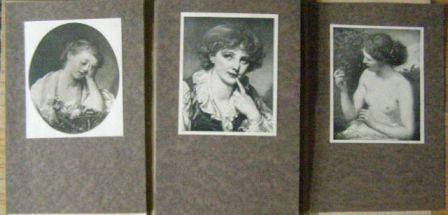 Examples of Great Artists - Příklady velkého umění - Anglie