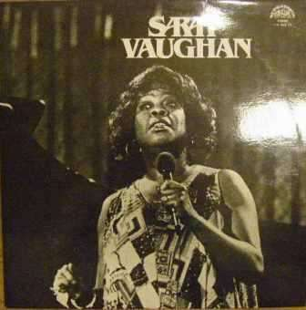 LP Sarah Vaughan