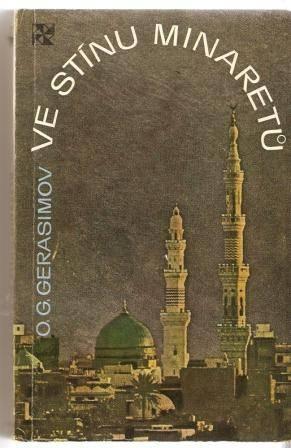 Ve stínu minaretů - O. G. Gerasimov