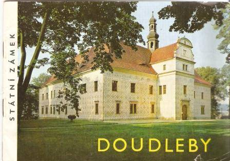 Doudleby - zámek