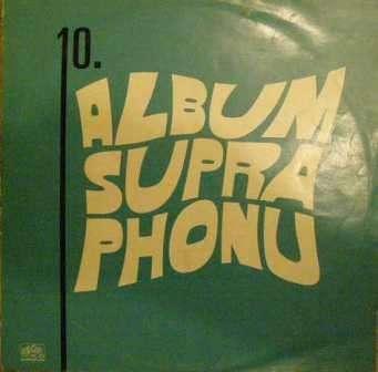 LP 10 album Supraphonu