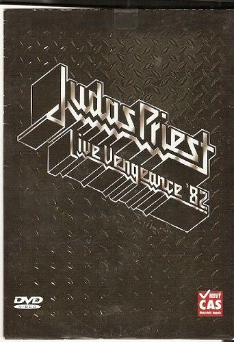 DVD Judas Priest - Live Vengeance 82
