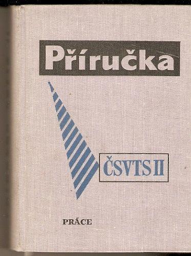 Příručka Československé vědeckotechnické společnosti Ii