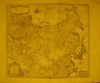 Rusko 1783 - stará mapa