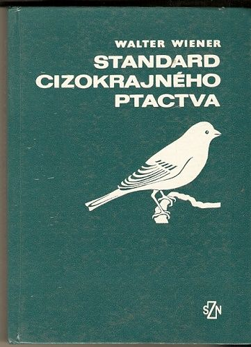 Standard cizokrajného ptactva - W. Wiener