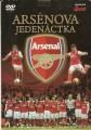 DVD Arsénova jedenáctka (A. Wenger - Arsenal Londýn)