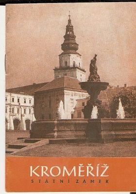 Kroměříž, státní zámek