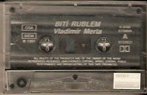 MC Bití rublem - V. Merta