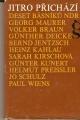 Jitro přichází - deset  básníků NDR (P. Wiens, G. Kunert, G. Maurer atd.)