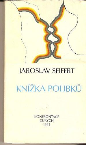 Knížka polibků - J. Seifert (exilové vydání)