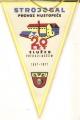 Vlaječka Strojobal Hustopeče 1957 - 1977