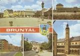 Bruntál 1972 - okénková