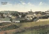 Bruntál - reprint staré pohlednice
