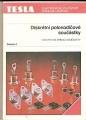 Diskrétní polovodičové součástky - (vícevrstvé spínací součástky) - konstrukční katalog