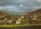 Karlovice - zataženo