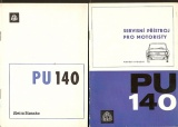 Servisní přístroj pro motoristy PU 140 - návod k použití