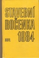 Stavební ročenka 1984