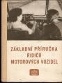 Základní příručka řidičů motorových vozidel - rok 1955