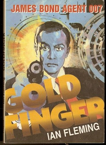 James Bond, agent 007: Goldfinger - I. Fleming