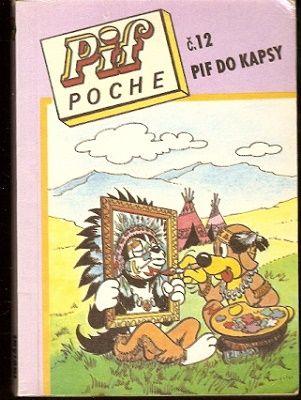 Pif č. 12 - Indiáni