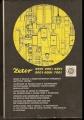 Zetor 4901 až 7001 - návod k obsluze a údržbě motorů