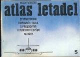 Atlas letadel 5 - čtyřmotorová dop. letadla s proudovými motory - V. Němeček
