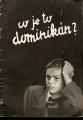 Co je to dominikán ?