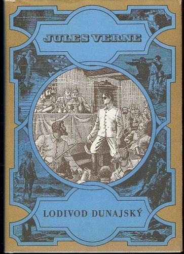 Lodivod dunajský - J. Verne