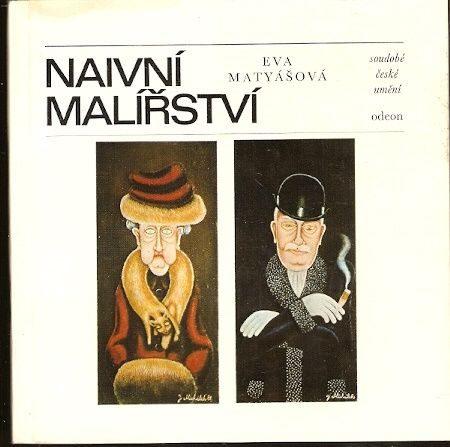 Naivní malířství - E. Matyášová