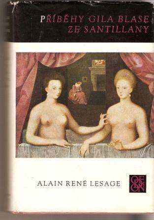 Příběhy Gila Blase ze Santillany - A. R. Lesage