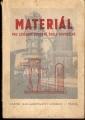 Materiál - pro základní odborné školy kovodělné