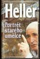 Portrét starého umělce - J. Heller