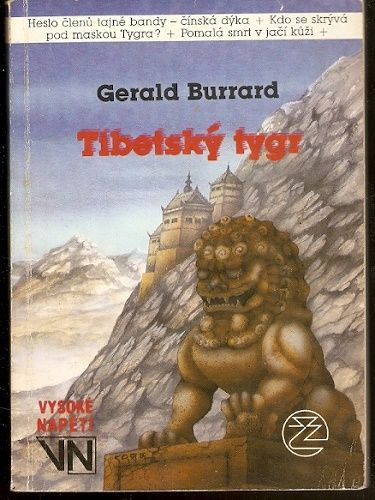 Tibetský tygr - G. Burrard
