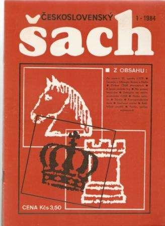 Šach 1984 - 7 čísel