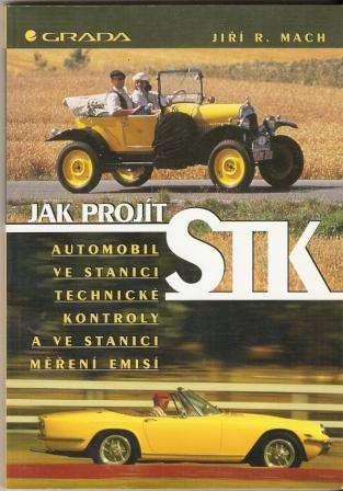 Jak projít STK - J. R. Mach