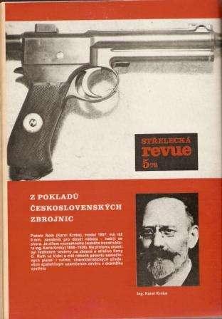 Střelecká revue 1978 - svázáno