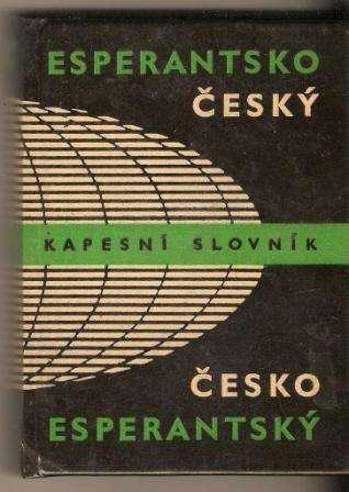 Esperantsko-český a česk-esperantský
