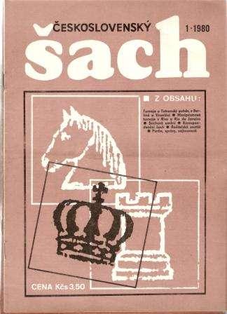 Československý šach 1980
