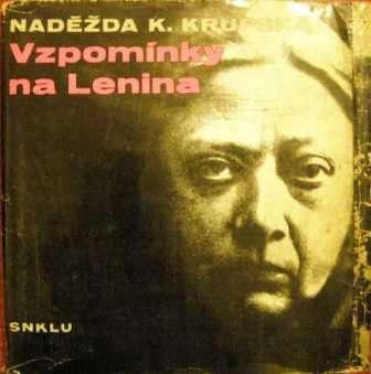 Vzpomínky na Lenina - N. K. Krupská