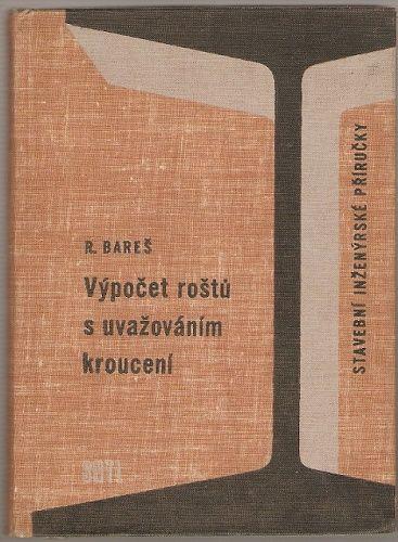 Výpočet roštů s uvažováním kroucení - R. Bareš