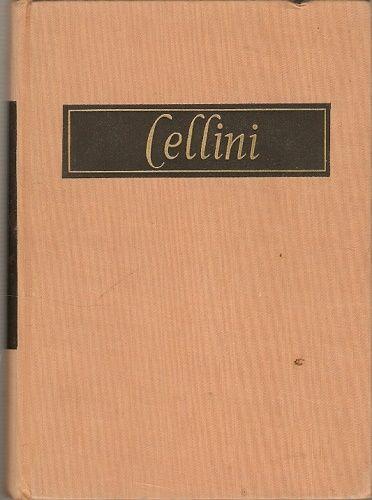 Benvenuto Cellini - vlastní životopis.