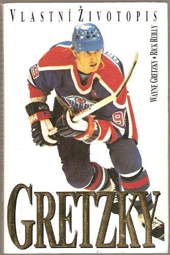Gretzky (hokej) - vlastní životopis